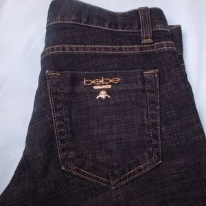 bebe Carmen Skinny Jeans NWOT